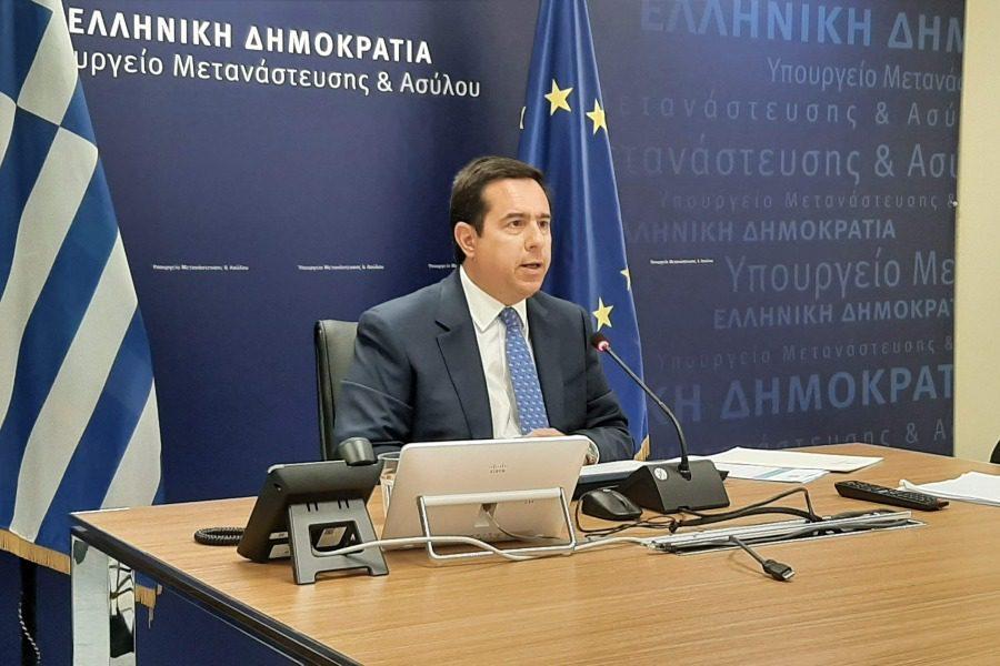 «Η Ελλάδα δεν θα γίνει πύλη της Ευρώπης για τους λαθρεμπόρους»