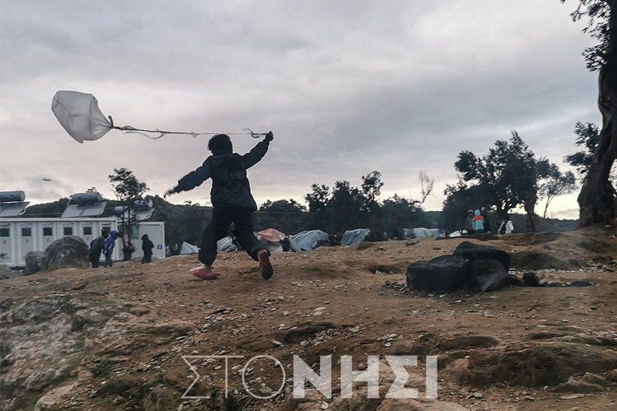 Το ΚΥΤ Μόριας επεκτείνεται και ζητείται κι άλλη… Frontex
