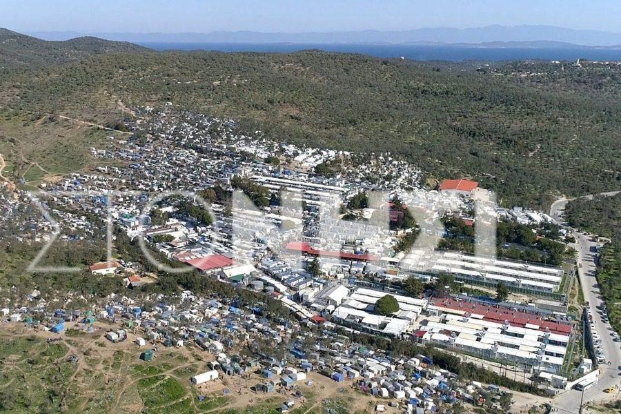 Χριστούγεννα 2019. Τα σύνορα έχουν κλείσει για τη Λέσβο