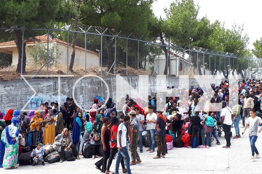 «Φλερτάρει» με 20.000 αιτούντες άσυλο η Λέσβος!