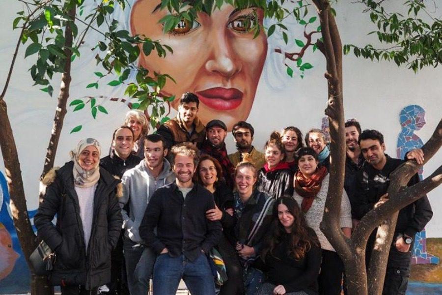 Το Mosaik εξ ολοκλήρου στην «Αλληλεγγύη Λέσβου»