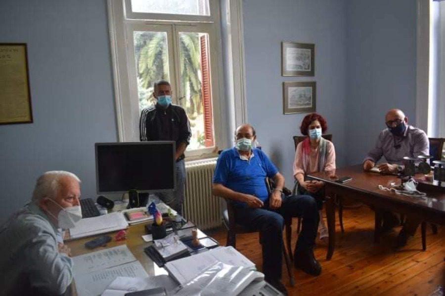 Σύσκεψη στη Γέρα με πρωτοβουλία Μουτζούρη
