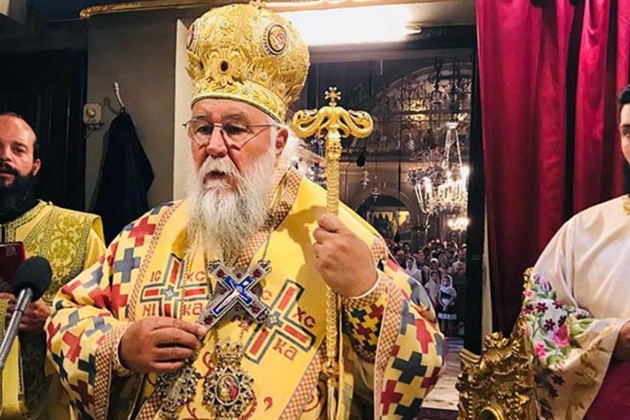 «Εν διωγμώ» κήρυξε την Εκκλησία της Κέρκυρας ο Μητροπολίτης Νεκτάριος