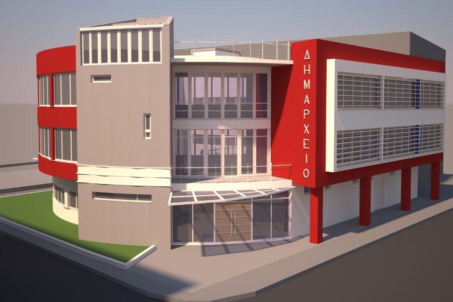 Αυτό θα είναι το νέο Δημαρχείο της Μυτιλήνης