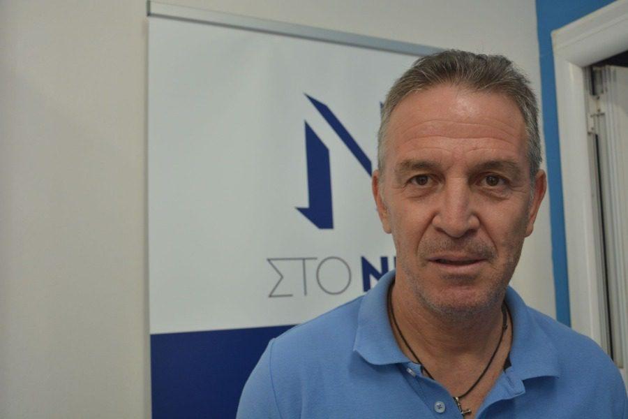 Αποκλειστική συνέντευξη του Διοικητή της Μόριας στο «Ν»