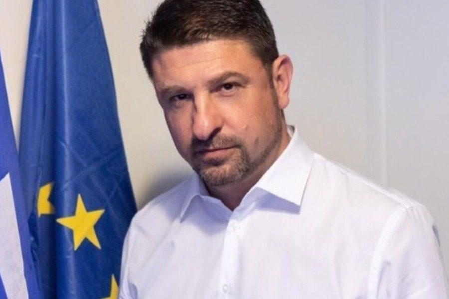 Yφυπουργός Πολιτικής Προστασίας και Διαχείρισης Κρίσεων ο Νίκος Χαρδαλιάς