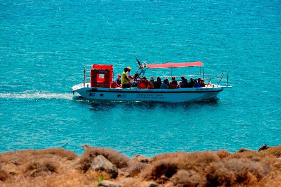 Περιήγηση στο θαλάσσιο πάρκο της Νησιώπης