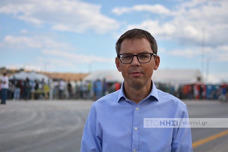 «Δυστυχώς στη Νορβηγία η κυρίαρχη εικόνα της Λέσβου αφορά το ΚΥΤ Μόριας»