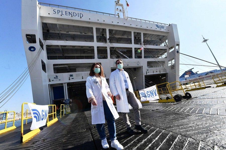 Σχέδιο ακόμα και για πλωτά Νοσοκομεία