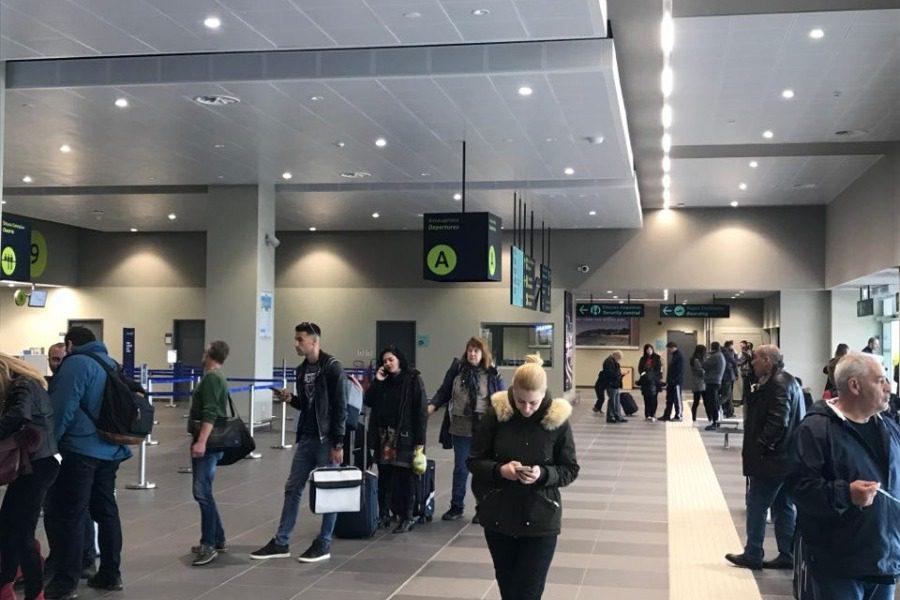 Ακυρώθηκαν οι μεσημεριανές πτήσεις!