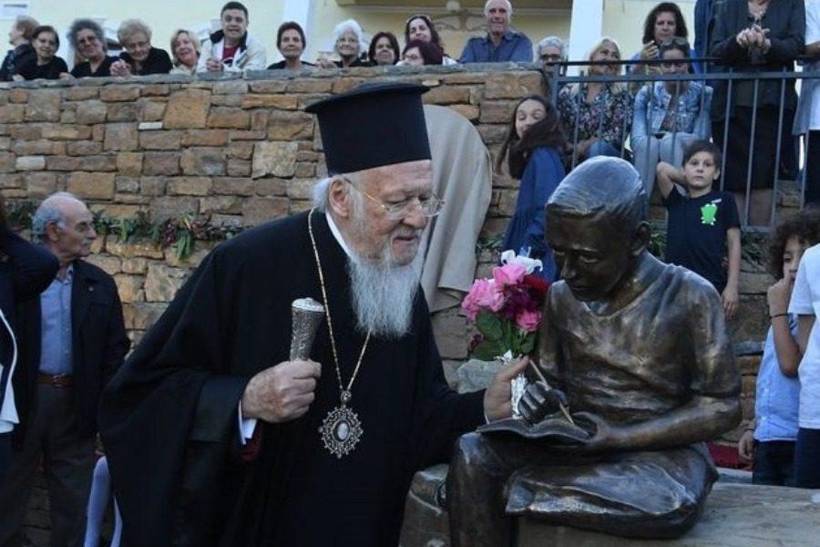 Ο Οικουμενικός Πατριάρχης στην Ίμβρο για την επέτειο των 60 ετών από τη χειροτονία του