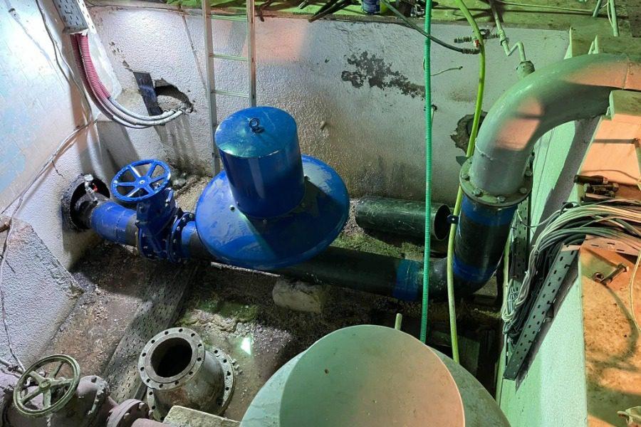 14 ώρες για να επισκευαστεί ο κεντρικός αγωγός υδροδότησης!