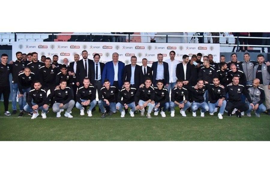 OΠΑΠ και ΠΑΕ Παναθηναϊκός μαζί και για την αγωνιστική περίοδο 2021‑2022