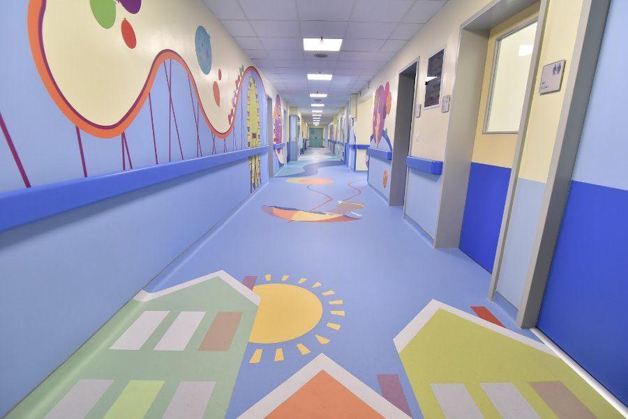Παραδόθηκε ακόμη ένα έργο από τον ΟΠΑΠ στο παιδιατρικό νοσοκομείο «Παναγιώτης & Αγλαΐα Κυριακού»