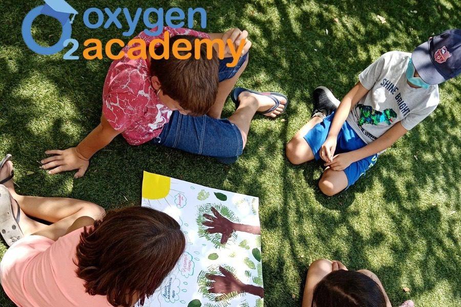 Κέντρο Δημιουργικής Απασχόλησης Oxygen Academy: «Ένα club παιδιών με πρόσβαση στο μέλλον»