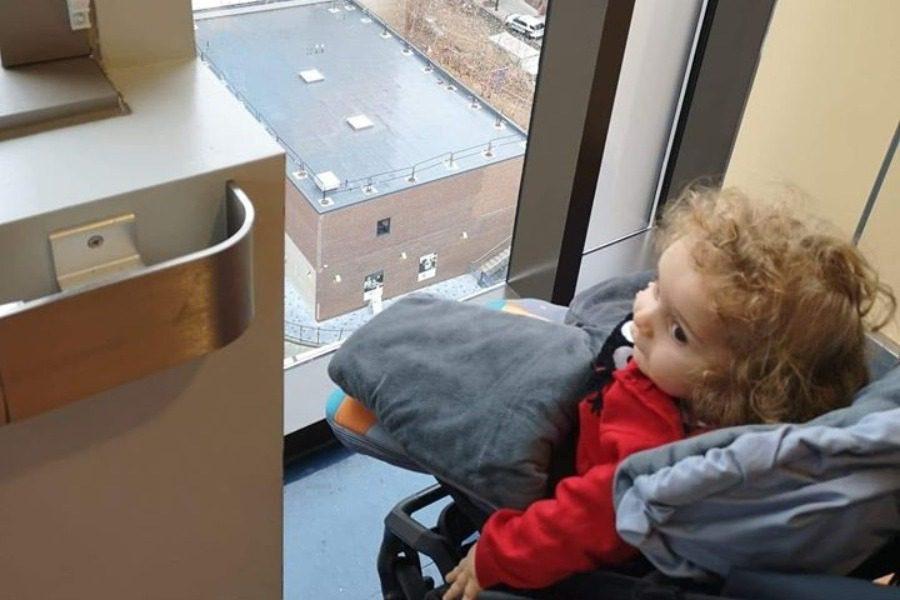 Ο μικρός Παναγιώτης Ραφαήλ μπορεί να λάβει τη γονιδιακή θεραπεία!