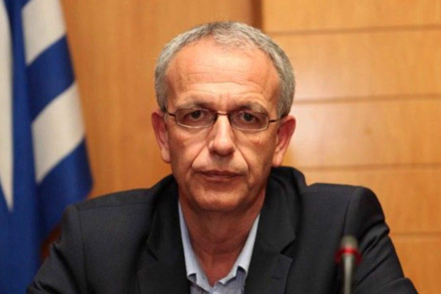 Στη Μυτιλήνη ο Υπουργός Εθνικής Αμυνας Παναγιώτης Ρήγας