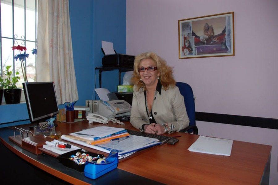 Η Μαρία Παπαδανιήλ στο τιμόνι της Περιφερειακής Διεύθυνσης Εκπαίδευσης βορείου Αιγαίου