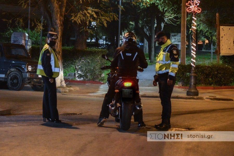 Πέντε συλλήψεις για παραβίαση των μέτρων