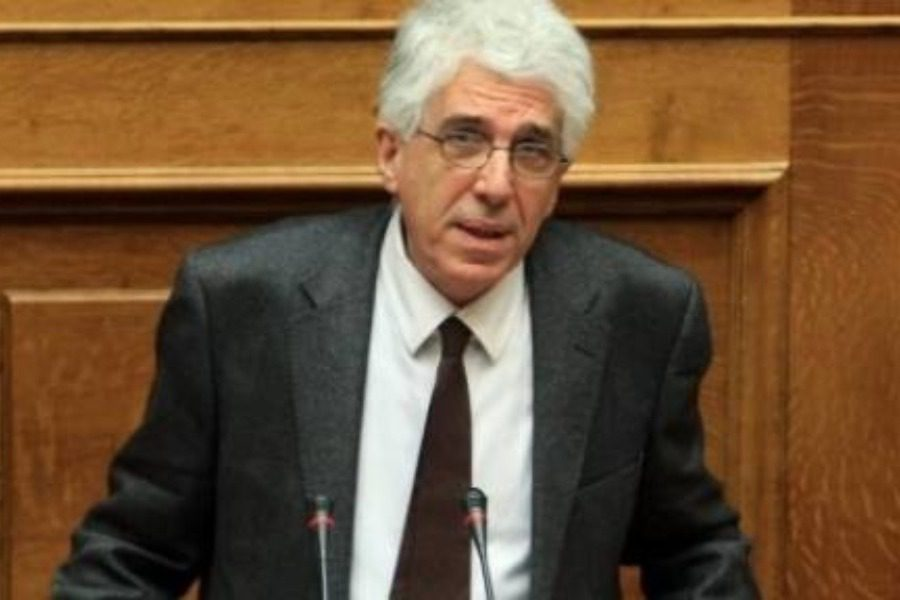 Στη Μυτιλήνη ο Νίκος Παρασκευόπουλος