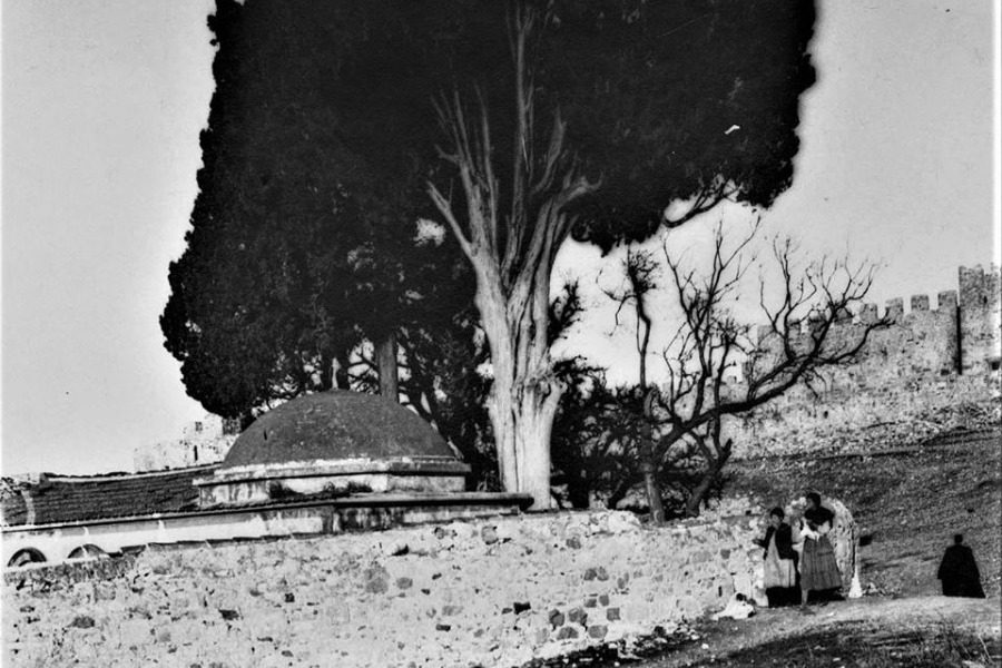 Ιστορικός περίπατος στην Κουλμπάρα