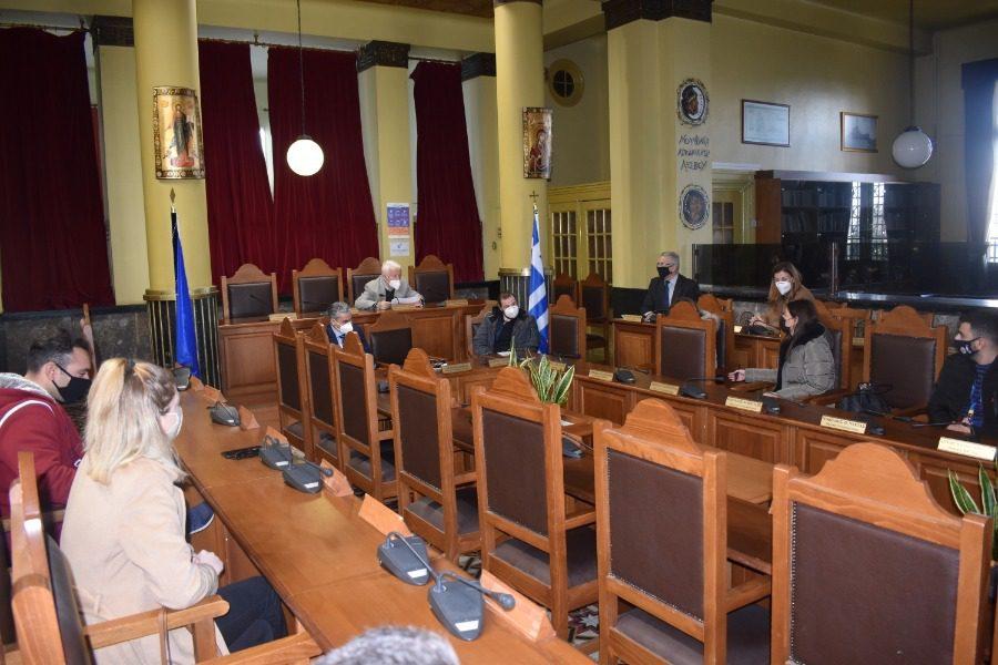 12 νέοι εργαζόμενοι στην Πολιτική Προστασία Βορείου Αιγαίου
