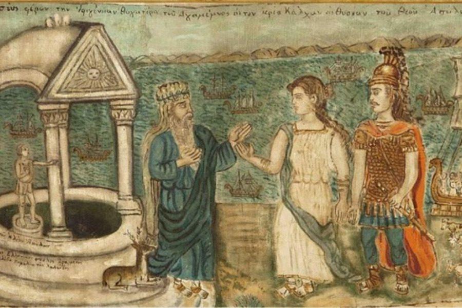«Κινητά μνημεία» τα 86 έργα του Θεόφιλου στο Μουσείο της Βαρειάς