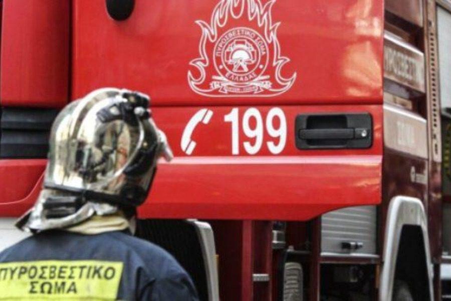 Προσοχή υψηλός κίνδυνος πυρκαγιάς στη Λέσβο