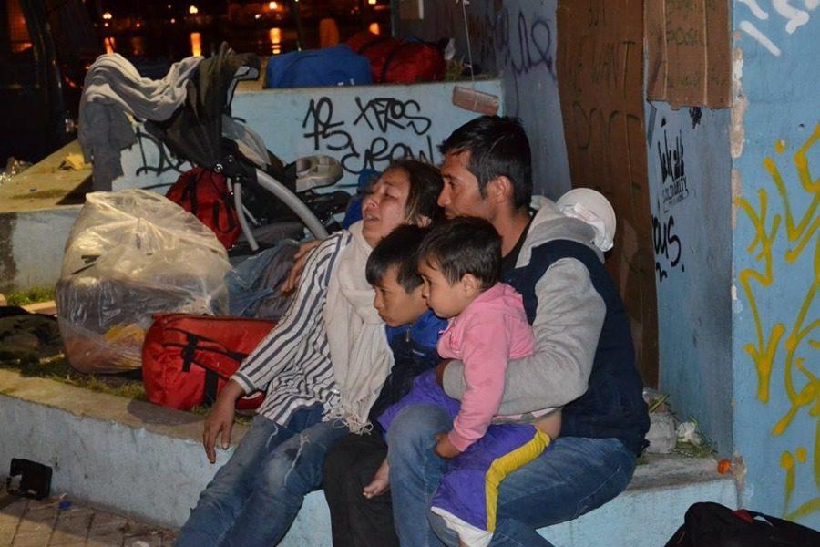 Ένας χρόνος από τη ντροπή της πλατείας Σαπφούς