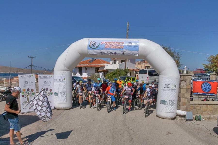 Ποδηλατικός αγώνας στο Σίγρι