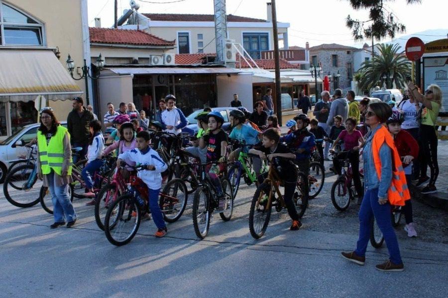 Ποδηλατάδα στην Καλλονή!