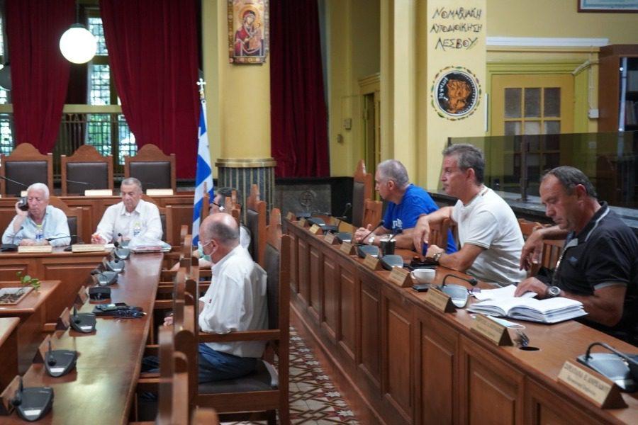 Συνεδρίαση του Συντονιστικού Οργάνου Πολιτικής Προστασίας