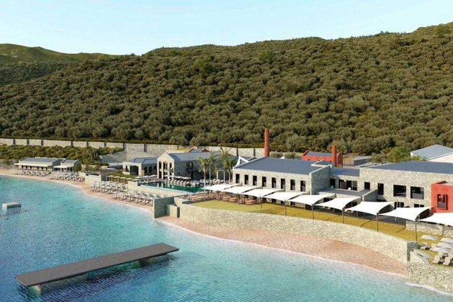 Ζητείται προσωπικό για το Porto Plomari Boutique Hotel