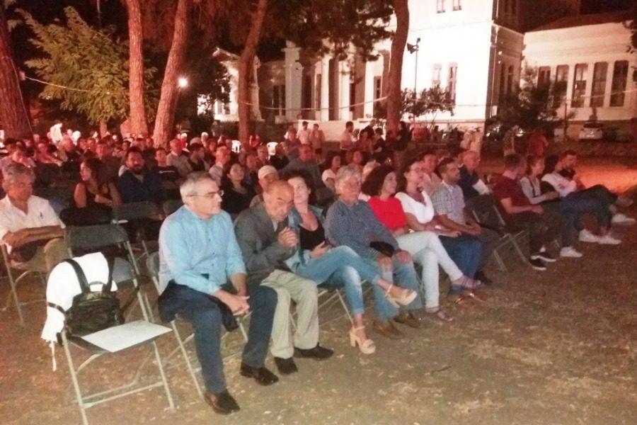 Με μεγάλη συμμετοχή το 45ο Φεστιβάλ ΚΝΕ‑Οδηγητή