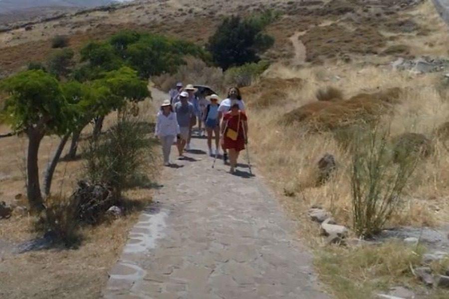 «Πρόσβαση Ατόμων με Αναπηρία στα γεωλογικά μνημεία»