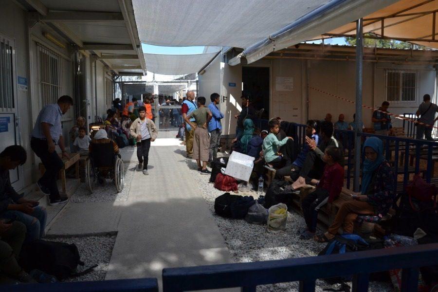 141 πρόσφυγες και μετανάστες με το που έπεσαν οι άνεμοι