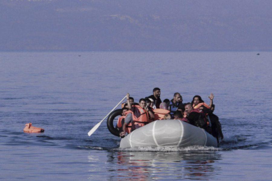 Και έκτη βάρκα στη Σκάλα Μυστεγνών!