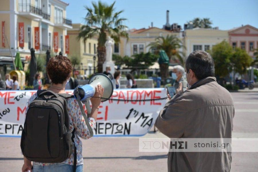 Πρωτομαγιάτικη απεργία  στις 6 Μάη
