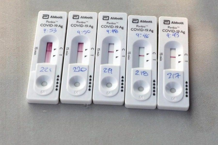 Δωρεάν rapid test στη Μυτιλήνη