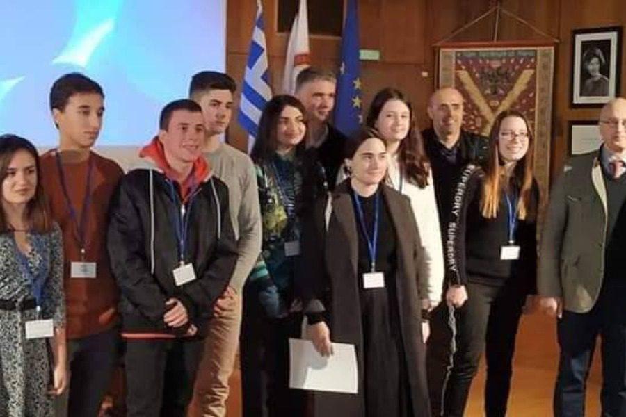 Οι «Ελπίδες» του Πειραματικού σχολείου Μυτιλήνης