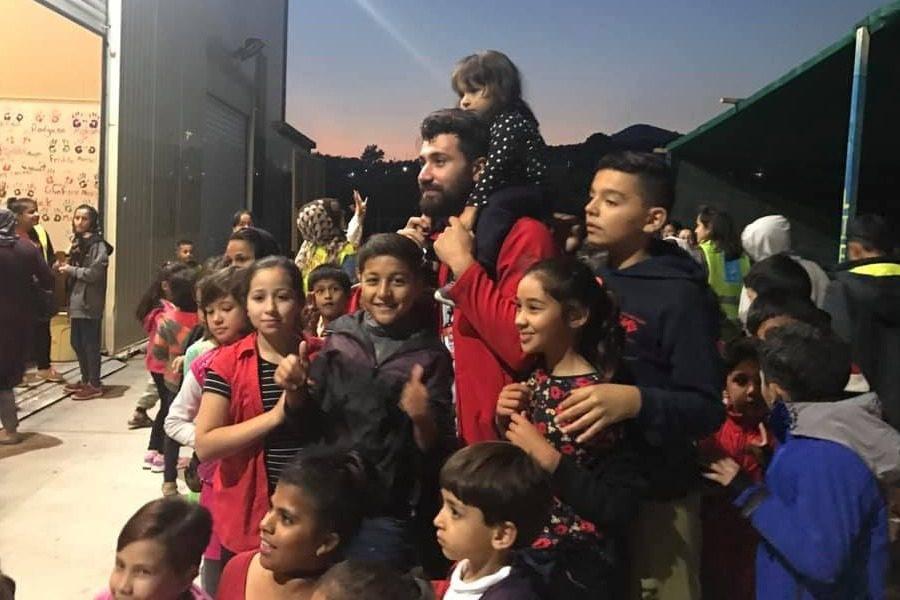 Κλείνει ο παιδότοπος για τα προσφυγόπουλα στη Μόρια