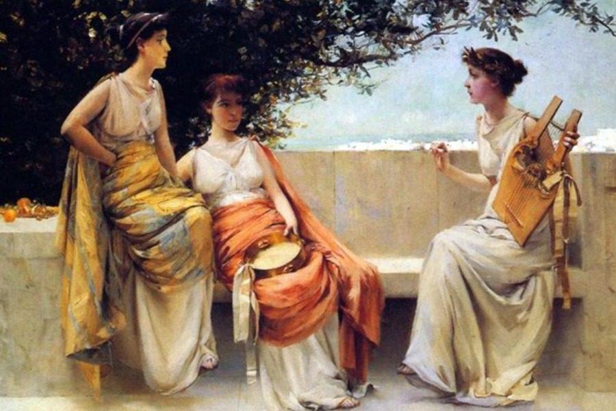 H ποίηση της Σαπφούς στο σύγχρονο ελληνικό τραγούδι