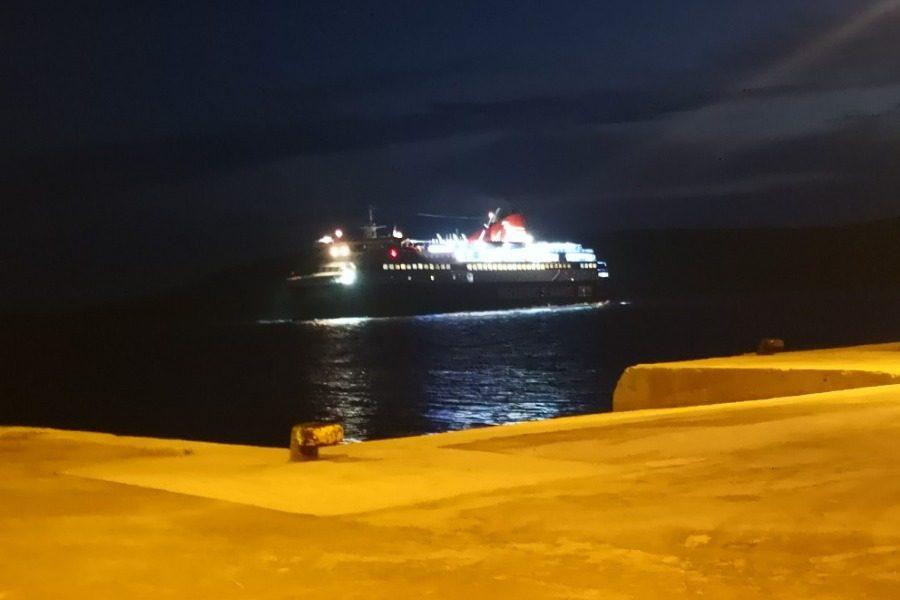 «Σίγρι‑ Πειραιάς»: Κρίκος ανάπτυξης της ακτοπλοΐας στο Βόρειο Αιγαίο