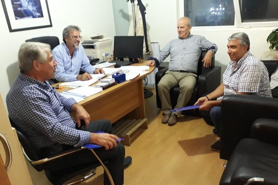 Με αυτοδιοικητικά στελέχη το Δίκτυο Κοινοτήτων Λέσβου