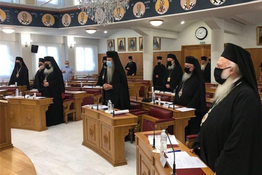 Σε καραντίνα ο Αρχιεπίσκοπος Ιερώνυμος και η Διαρκής Ιερά Σύνοδος