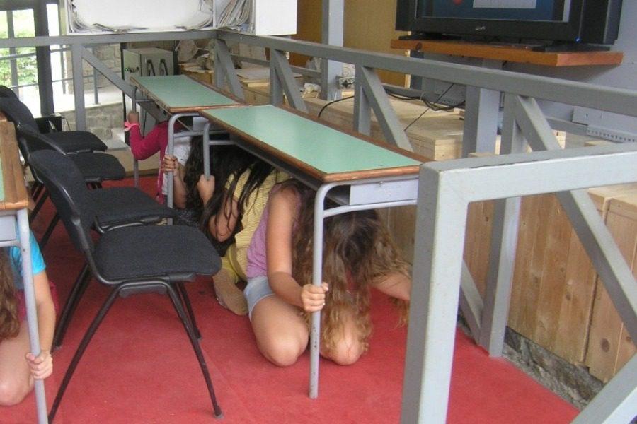 Θερινή εκπαιδευτική δράση για τους σεισμούς