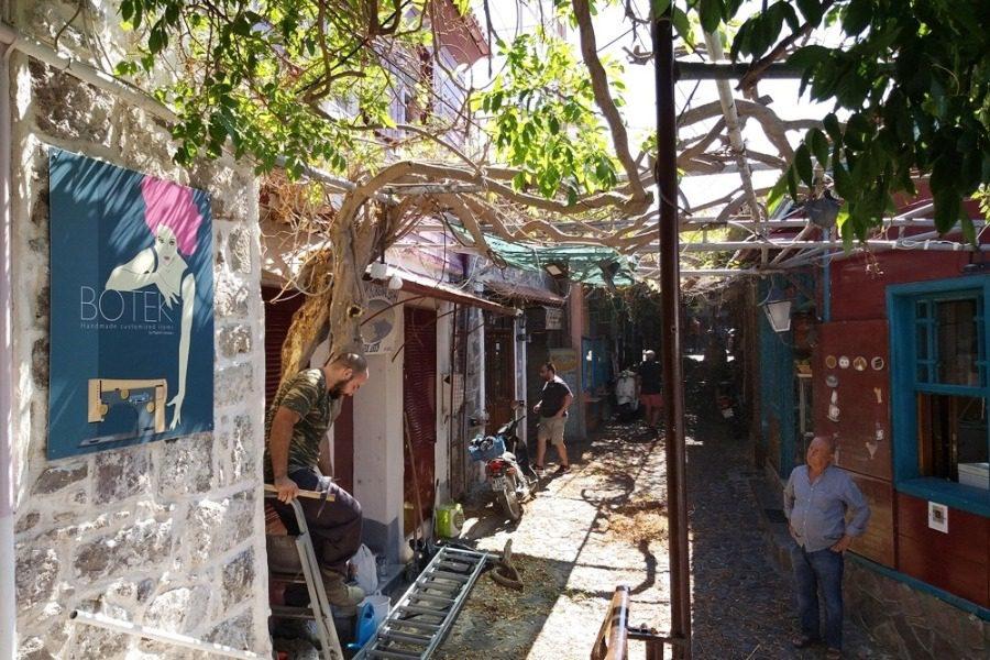 Επεμβάσεις καλλωπισμού στο Μόλυβο