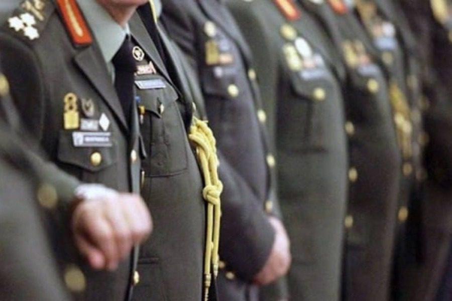 Αντιστράτηγος ο Στρατιωτικός Διοικητής Λέσβου