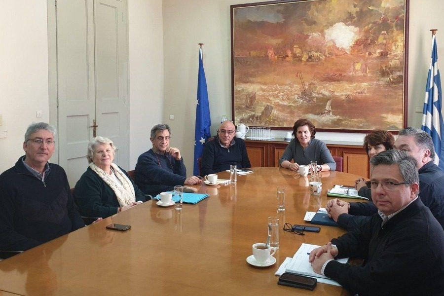 Συνεδρίασε η Επιτροπή Πολιτιστικών, Καλλιτεχνικών και Εκπαιδευτικών Δράσεων