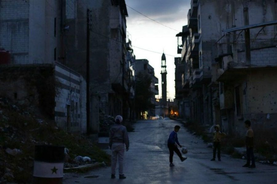 Συρία: εκτός από τις ένοπλες συρράξεις, και κορονοϊός